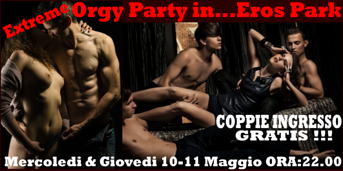 ORGY PARTY ITALIANA