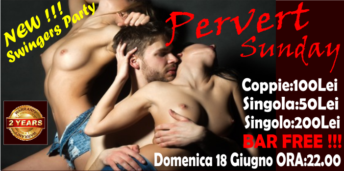 PERVERT SUNDAY ITALIANA