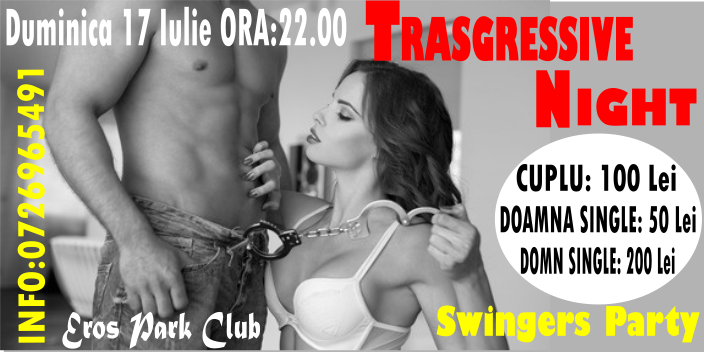 TRASGRESSIVE NIGHT ROMANA